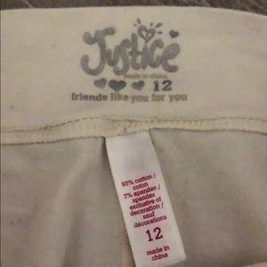 Justice Bottoms - Capri leggings